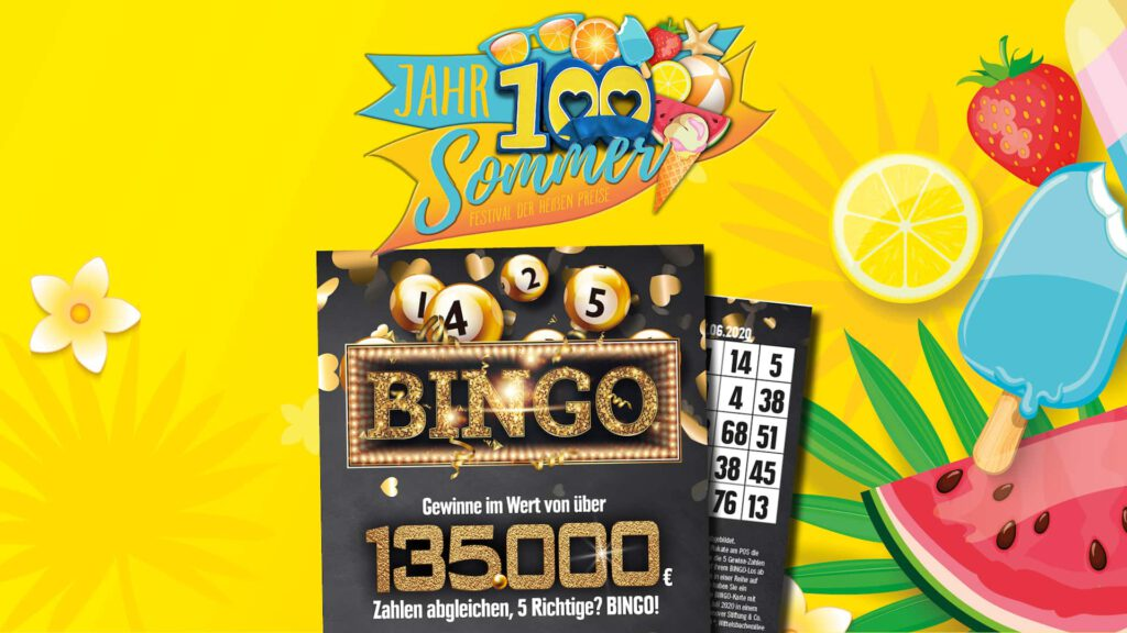 Bingo Gewinne